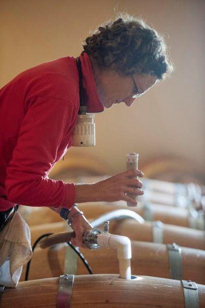 heather winemaking